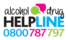 Alcohol Drug Helpline Logo